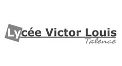 logo lycee victor louis
