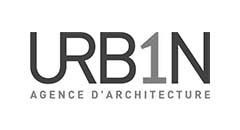 logo urb1n architecture