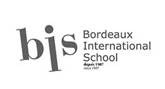 logo bordeaux international school